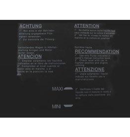 Adhesivo depósito LHM