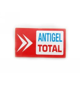 Autocollant total antigel