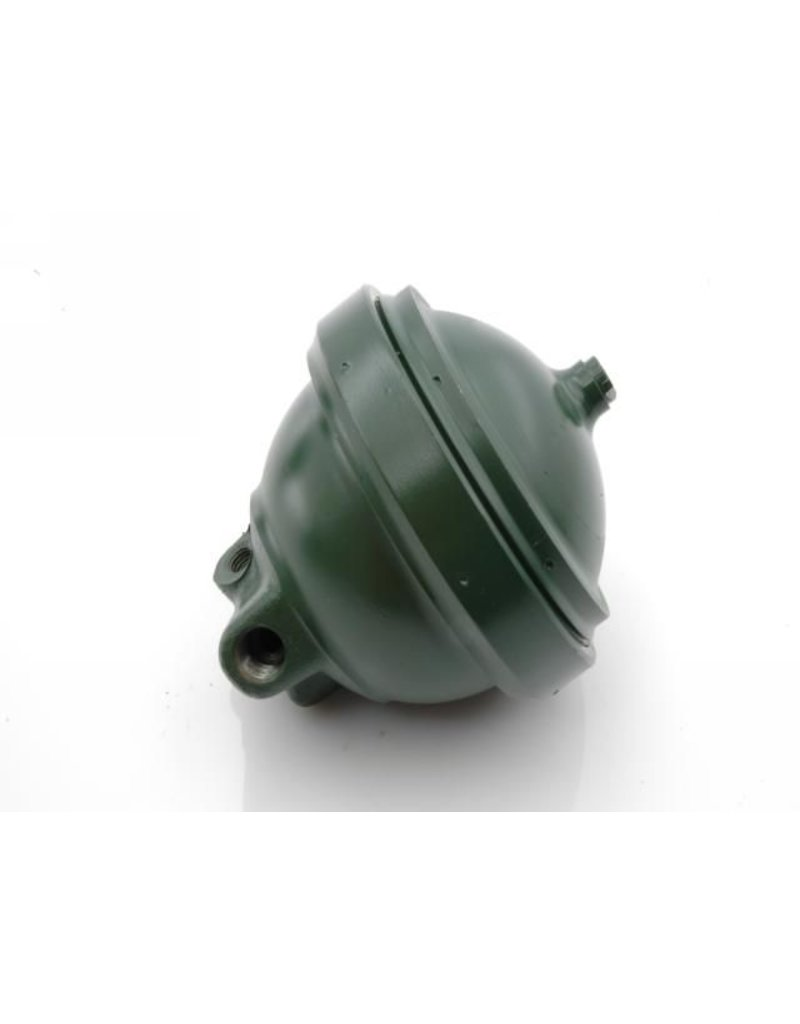 Sphere brake accumulator 2 connectors reconditioned LHM 40 bar Nr Org: 5409777