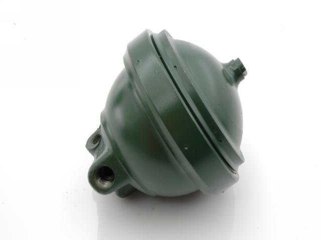 Esfera accumulador de freno 2 bocas reaconditionado LHM 40 bar Nr Org: 5409777