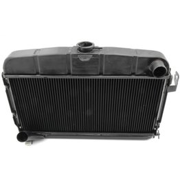 Radiator with support bonnet reconditioned 62-65