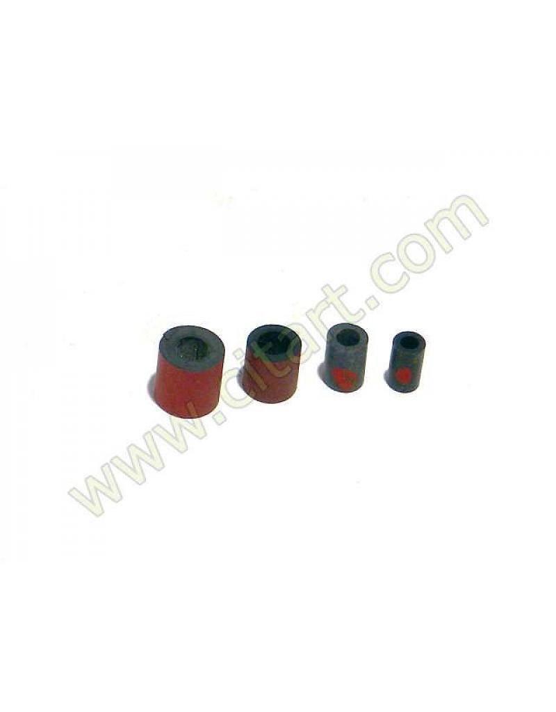 Caucho racor hidráulico LHS 6,35mm Nr Org: 21590009