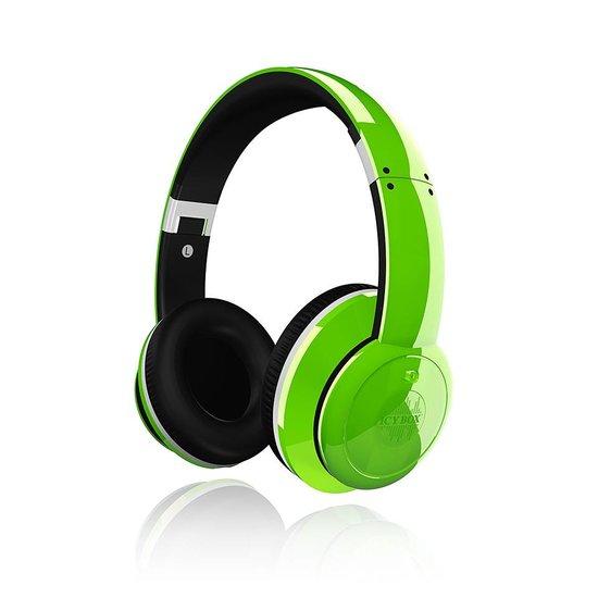 ICY BOX IB-HPh2-Gr - Stereo Kopfhörer mit aktiver Geräuchreduzierung