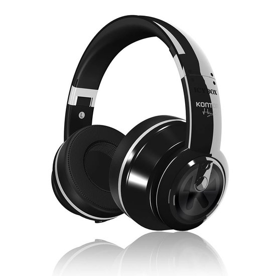 ICY BOX KONTOR HEADS – Aktive Premium Kopfhörer