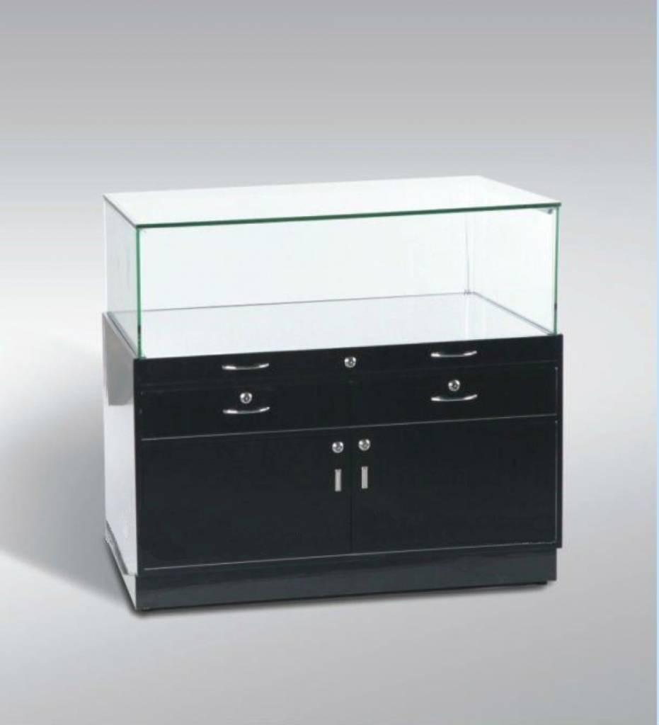 juwelier theke ohne beleuchtung vj02 hersteller von hochwertigen glas alu vitrinen mit. Black Bedroom Furniture Sets. Home Design Ideas