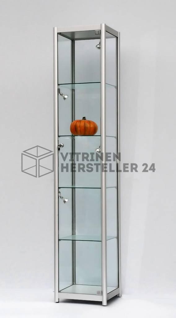 vitrine mit beleuchtung hersteller von hochwertigen glas. Black Bedroom Furniture Sets. Home Design Ideas