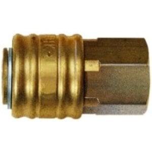 Kupplungsdose mit Anschlussgewinde IG NW 7,2