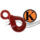 Self-Locking-Haken mit Öse GK8