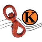 Self-Locking-Haken mit Wirbel GK8