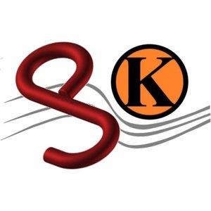 S-Haken, hochfest,geschlossene Form, GK 8 - Standard
