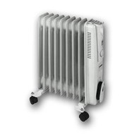 Produkten-products Radiator heater RK2009N oil-filled