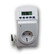 Produkten Digitale Thermo Timer met Thermostaat