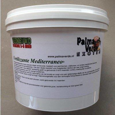 Produkten Fertilizzante Mediterraneo
