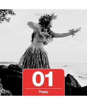 Geurcapsule - Mr&Mrs Fragrance - 01 Poppy