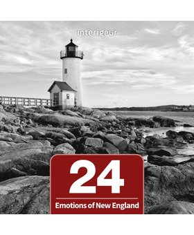 Geurolie - Mr&Mrs Fragrance - 24 Emotions of New England