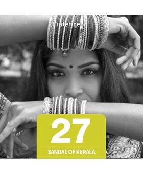 Geurolie - Mr&Mrs Fragrance - 27 Sandal of Kerala