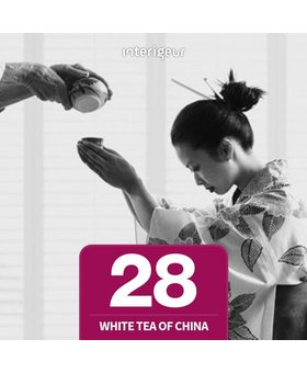 Geurolie - Mr&Mrs Fragrance - 28 White tea of China