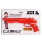 Office Antics fire the boss schietpistool
