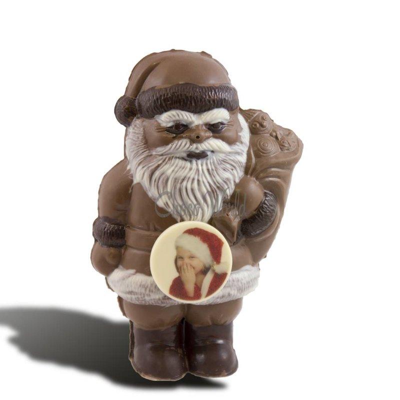 Kerstman klein met foto