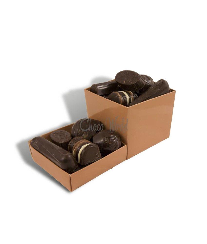 Bonbons Puur met Slagroomvulling Middel