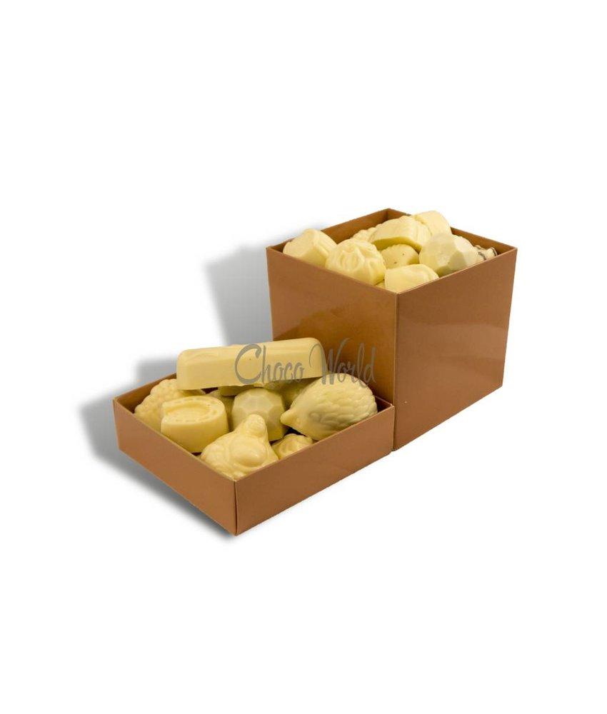 Bonbons Wit met Slagroom Vulling Groot