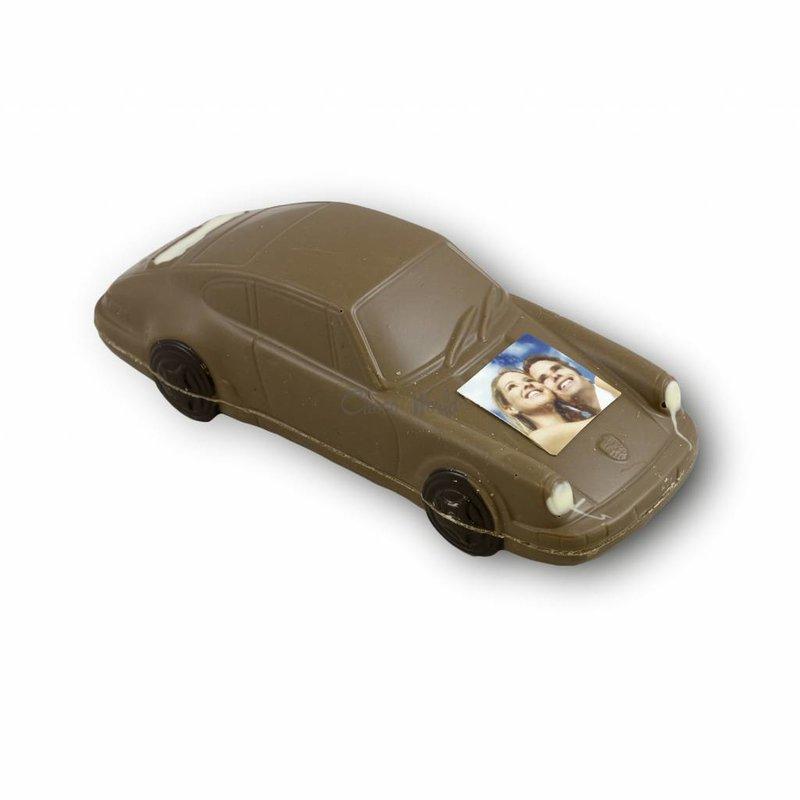 Auto met foto