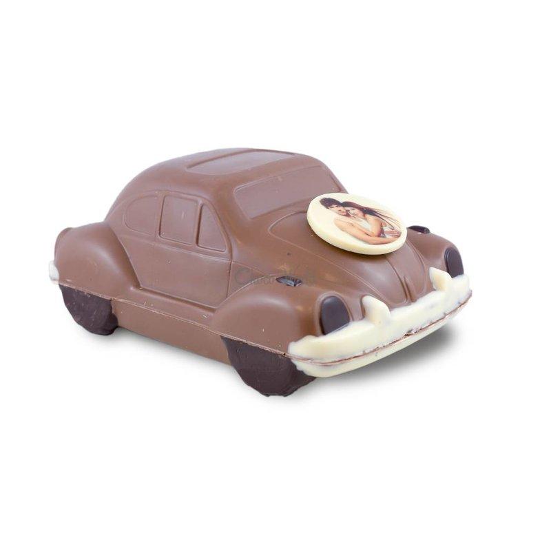 VW Kever met foto