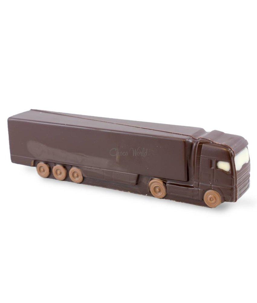 Chocolade Vrachtauto Puur