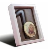 Chocolade Cijfer met foto