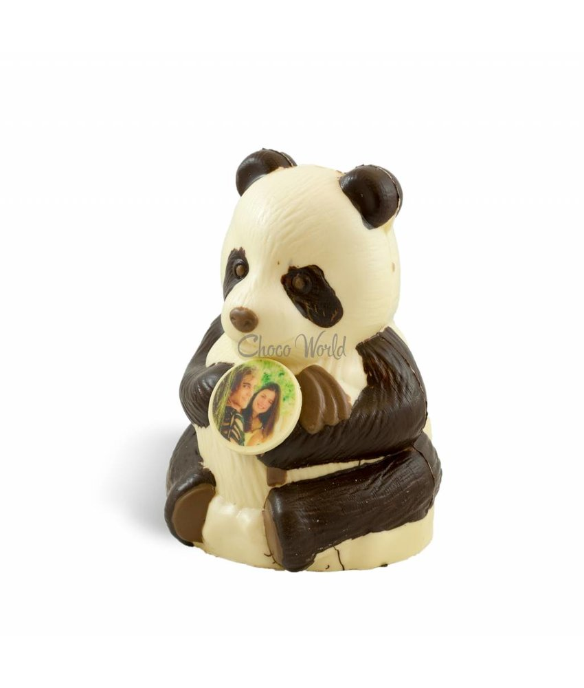 Panda Beer met foto