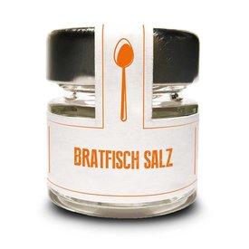 Bratfisch Salz