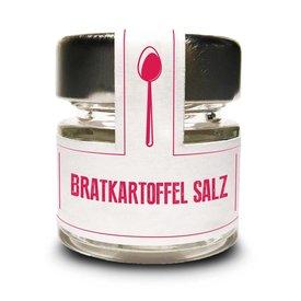 Bratkartoffel Salz