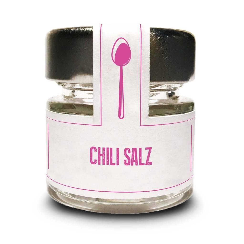 Chili Gewürz Salz