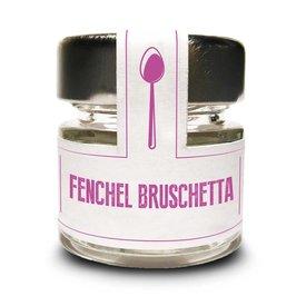 Fenchel Bruschetta