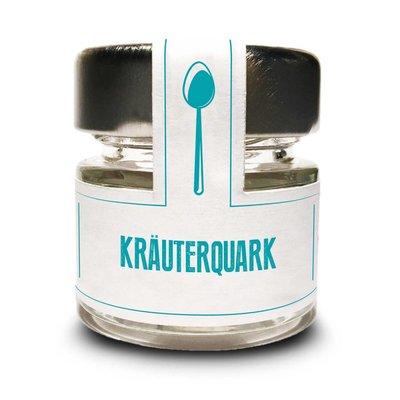 Kräuterquark Salz