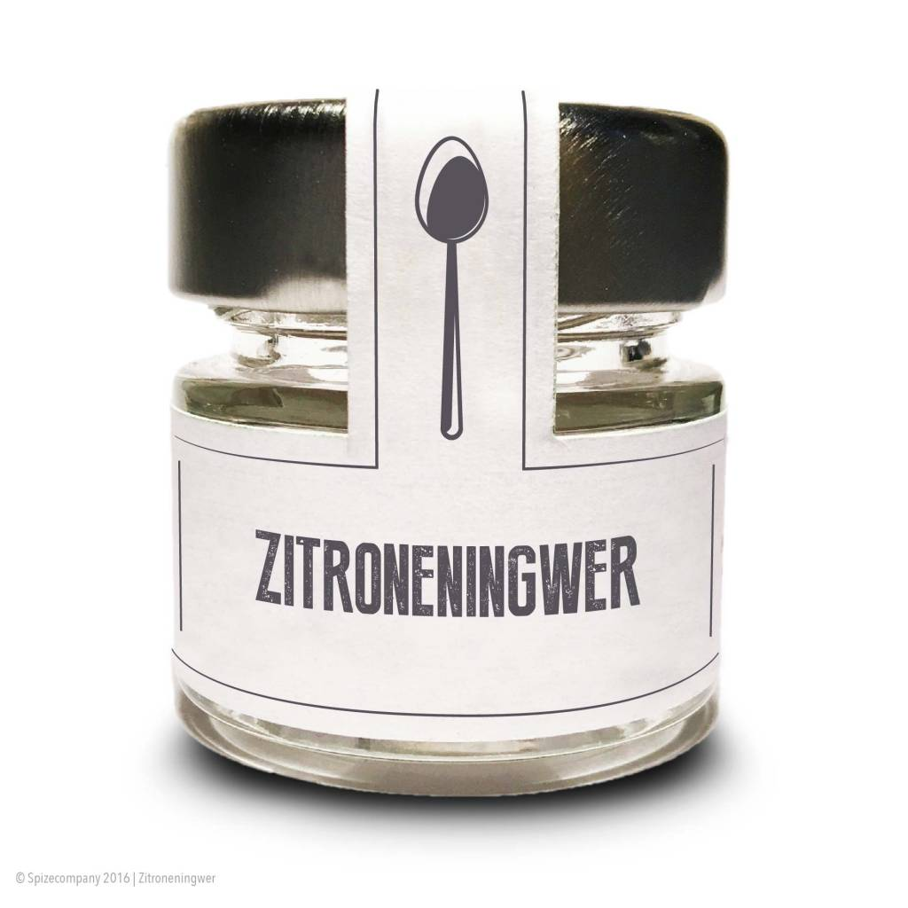 Zitroneningwer