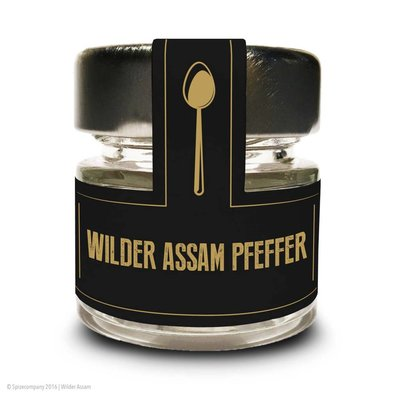 Wilder Assam Pfeffer