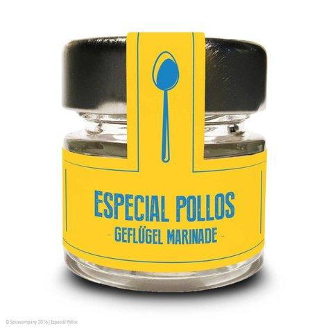 Especial Pollos - Geflügel Marinade