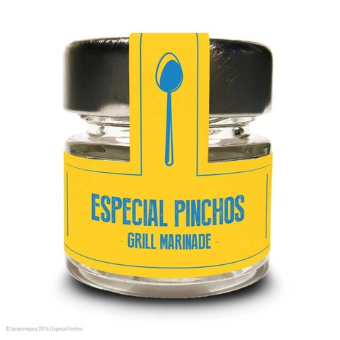Especial Pinchos - Grill Marinade