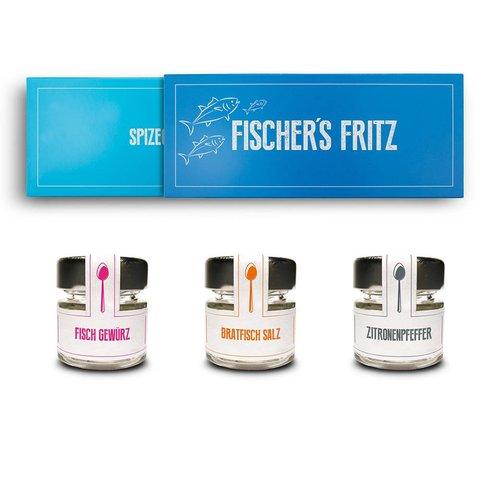 Gewürz Geschenkset Fischer's Fritz