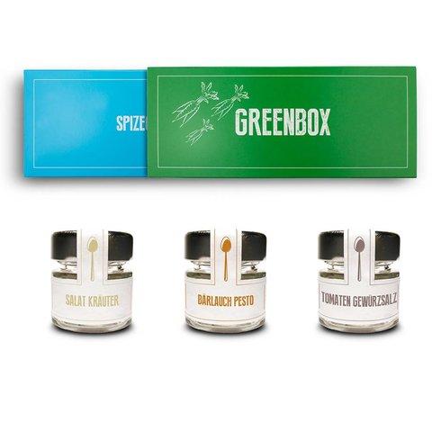 Gewürz Geschenkset Greenbox