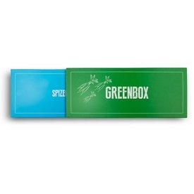 Gewürz Geschenkverpackung Greenbox