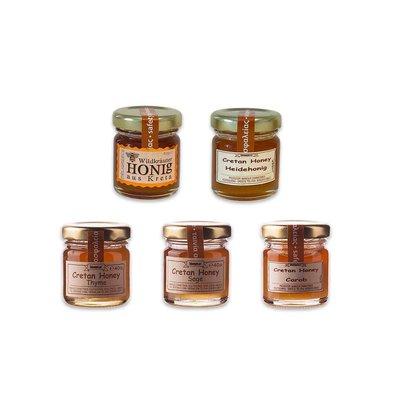 Kräuter Honig Probier Set