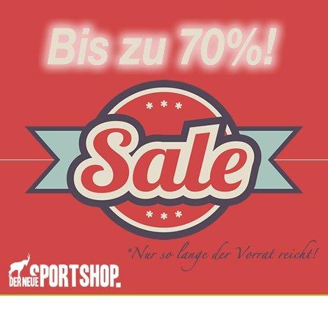 Sales! Alles reduziert bis 70% und mehr...