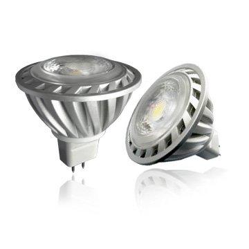 Ledika LED Spot 5W 350lm MR16 COB dc12v warm wit