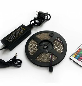 Ledika LED Stripset 5050 60pcs 12V IP65 rgb
