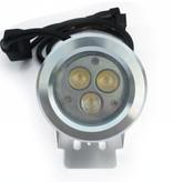 Ledika LED Outdoor Buiten spot 9w warm wit