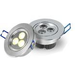 Ledika LED Inbouwspot 3W warm wit