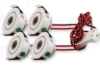 Ledika LED Inbouwspot driver 4*3W