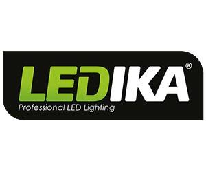 Ledika LED Schijnwerper 70W 4900lm IP65 interne PIR sensor daglicht wit
